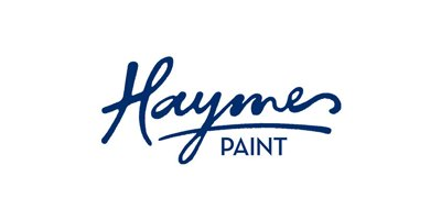 logo for Haymes Paint